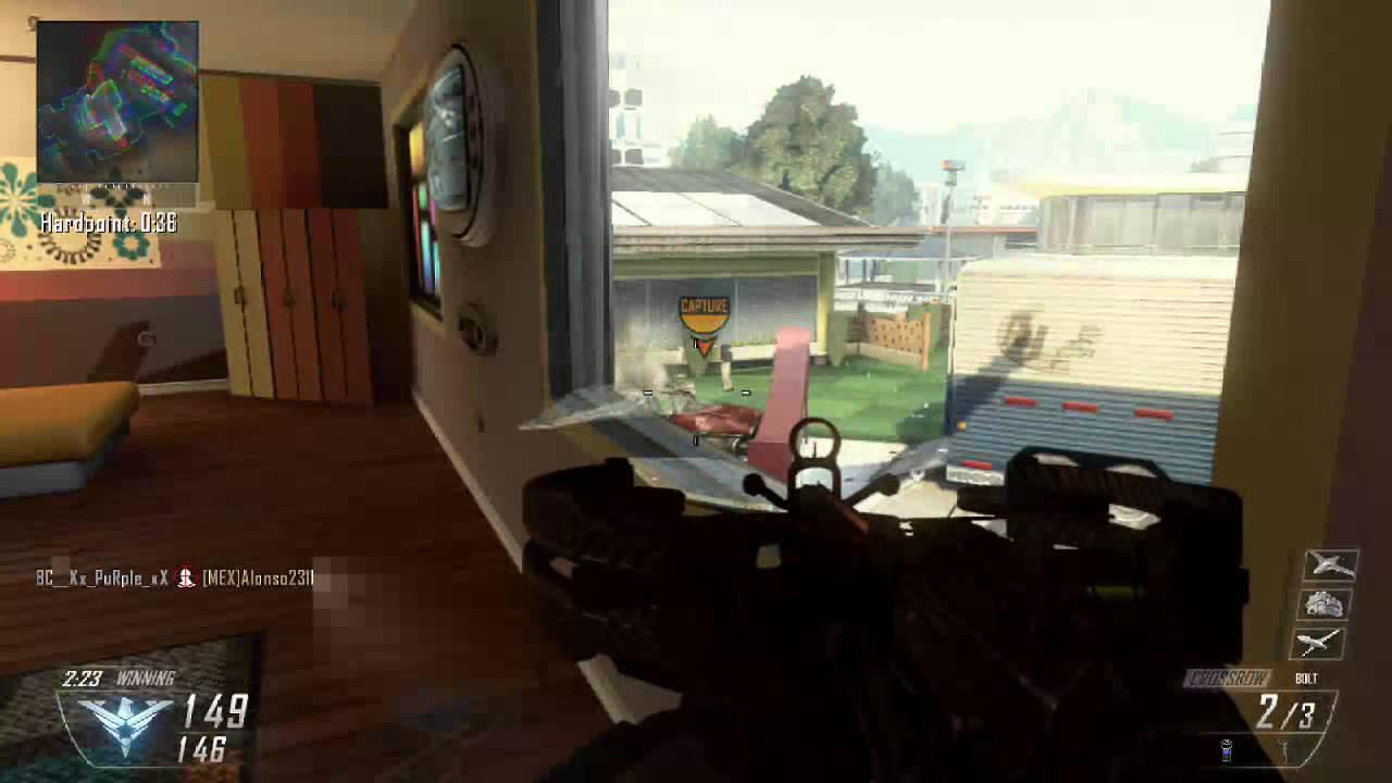Where has nuketown 24 7 gone black ops 2