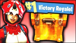 TRICERA OPS SKIN WIN! NEW LMG! VBUCKS GIVEAWAY! Fortnite Battle Royale Gameplay!