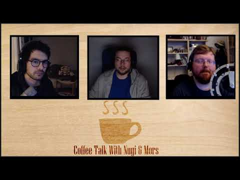 Coffee Talk #31 - Trading /w RaizQT