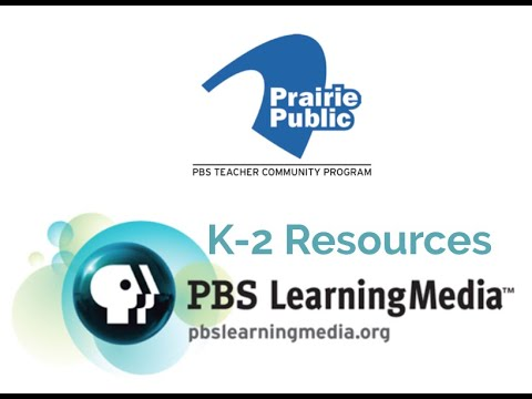 K-2 PBS LearningMedia Resources