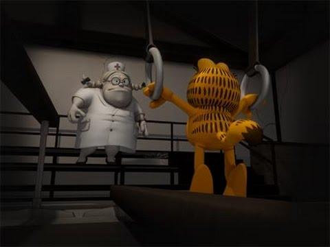 Garfield & Cie Saison 1 Episode 23 Chat Contre Balance