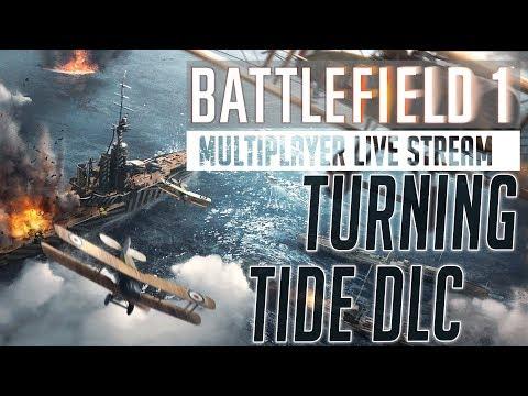 Vasárnapi-Stream: BF1 Turning Tide DLC
