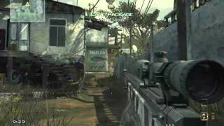 ToTaL AddiCTiOn - MW3 Game Clip