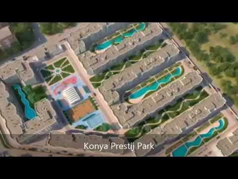 Konya Prestij Park Projesi Tanıtım Filmi