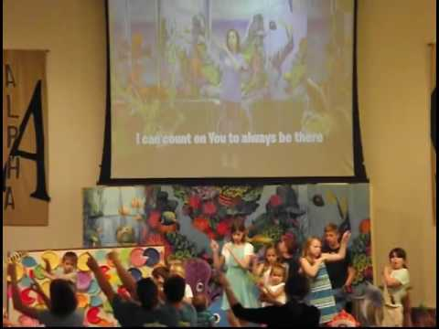 7/17/16 Deep Sea Discovery Vacation Bible School closing