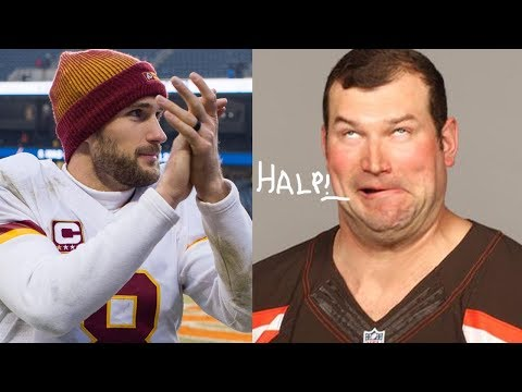 Kirk Cousins Joining the BROWNS!!?