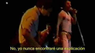 Queen - Need Your Loving Tonight (Subtitulos en Español)