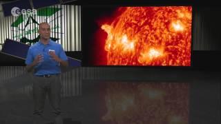 ATV Edoardo Amaldi - Cosmic rays and space travel