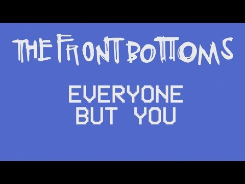 "The Front Bottoms Releases ""Everyone But You"" Video"