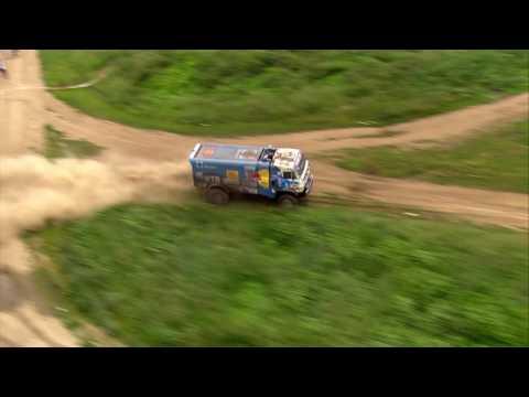 Silk Way Rally race