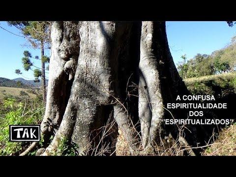 Tak - A confusa espiritualidade dos ''ESPIRITUALIZADOS'' - Abril 2018 - HD