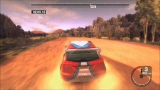 Colin McRae Rally Remastered Edition - Australia Rally 1 - Stage 5