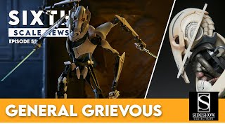 General Grievous Revealed - Buy or Pass   Sixth Scale News Episode 55