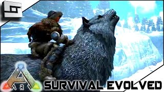 ark survival evolved new biome update direwolves beelzebufo megaloceros coming soon
