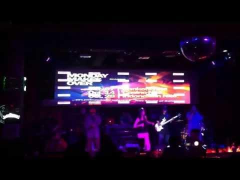 Boogie Band Surabaya at Colors part #1