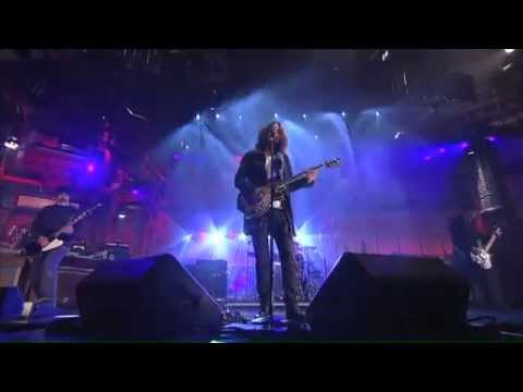Soundgarden - Intro / Worse Dreams [Live On Letterman 2012]