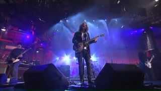 Soundgarden - Intro / Worse Dreams [Live On Letterman 2012]