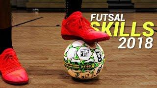 Most Humiliating Skills & Goals 2018 ● Futsal #3