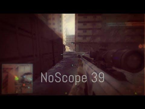 Battlefield 4 NO SCOPE 39 (M98B)