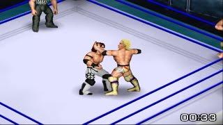 Fire Pro Wrestling Returns - New Japan Pro Wrestling ACES vs. WWE Superstars!