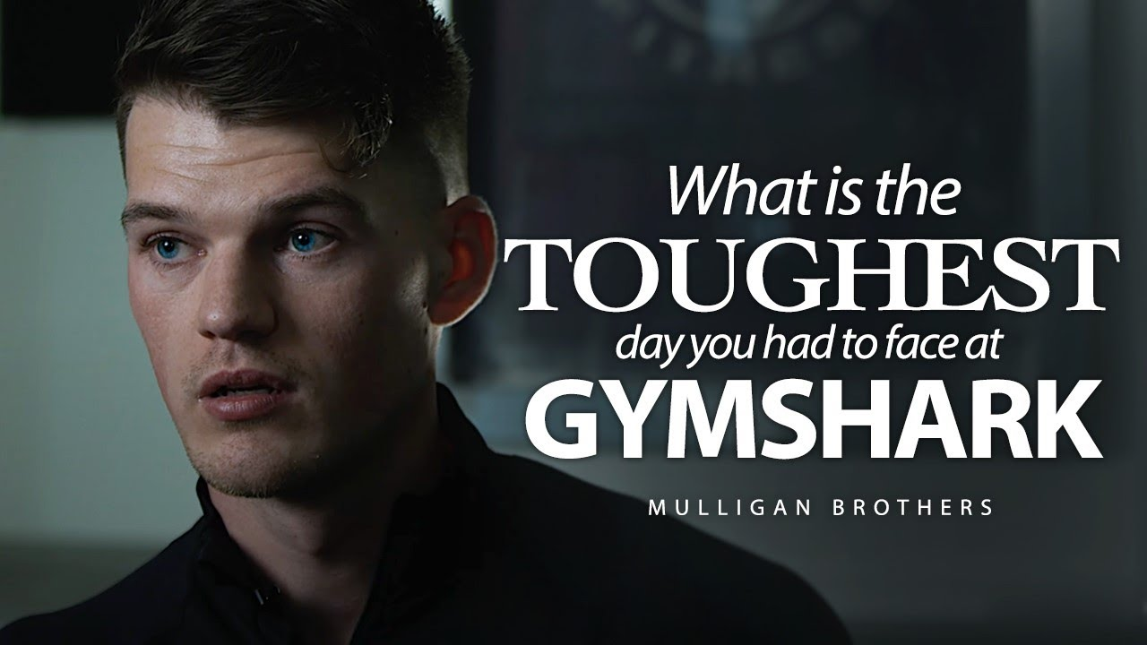 Ben Francis - The Most Difficult Day at GymShark