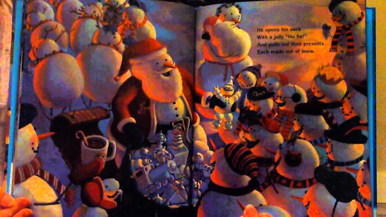 Snowmen At Christmas.Snowman At Christmas By Caralyn Buehner