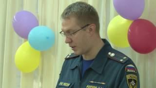 """Урок пожарной безопасности в детском саду №21 """"Росинка"""""""