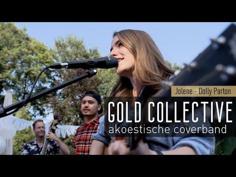 Akoestische band Gold Collective. Live muziek coverband: bruiloft, feest, foodtruck of achtergrond.