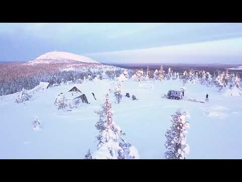Amethyst Mine Above The Scenery - By Kuvatoimisto MINT
