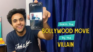 Guess The Bollywood Movie By The Villain | Ok Tested
