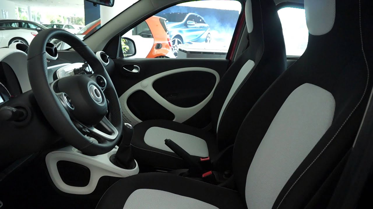 Smart For Four 52 MHD PASSION Manual