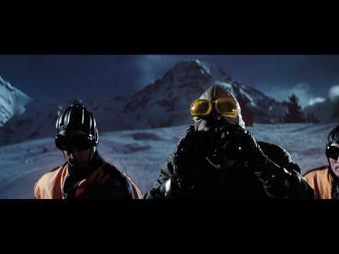 On Her Majesty's Secret Service - Night Ski Scene