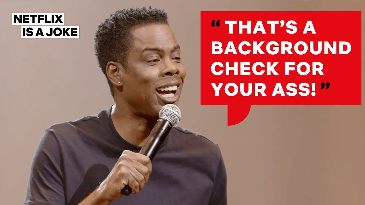 Your Mortgage Makes You Act Right | Chris Rock: Total Blackout