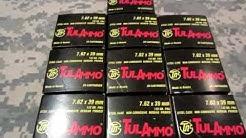Late Walmart Ammo Score: TulAmmo 7.62x39