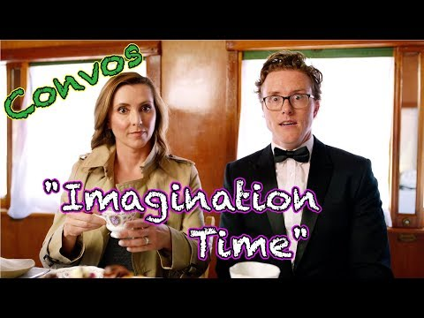 """Imagination Time"" - A CONVOS Short Film"