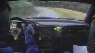 Subaru Impreza WRC 1999-Richard Burns on board-Tour de Corse