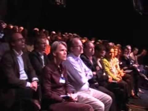 Anna Snel en Albert Boswijk op Emerce eDay over Experience Economy