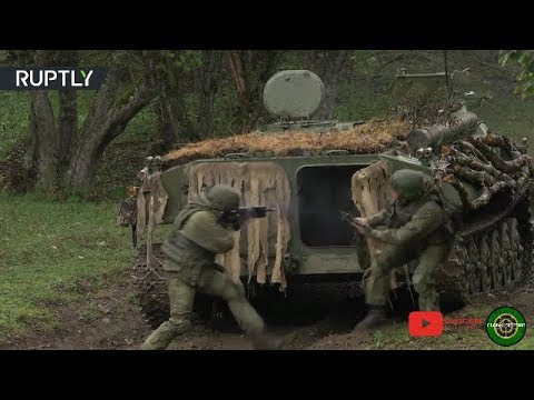 Pakistan-Russia concluded ['Druzhba-2017'] 'Friendship 2017' military Drill in Karachay-Cherkessia