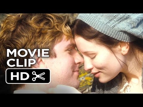 Summer In February Movie CLIP - My Captain (2014) - Emily Browning Movie HD