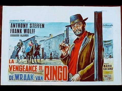 SPAGHETTI WESTERN The Revenge of Ringo (1967)