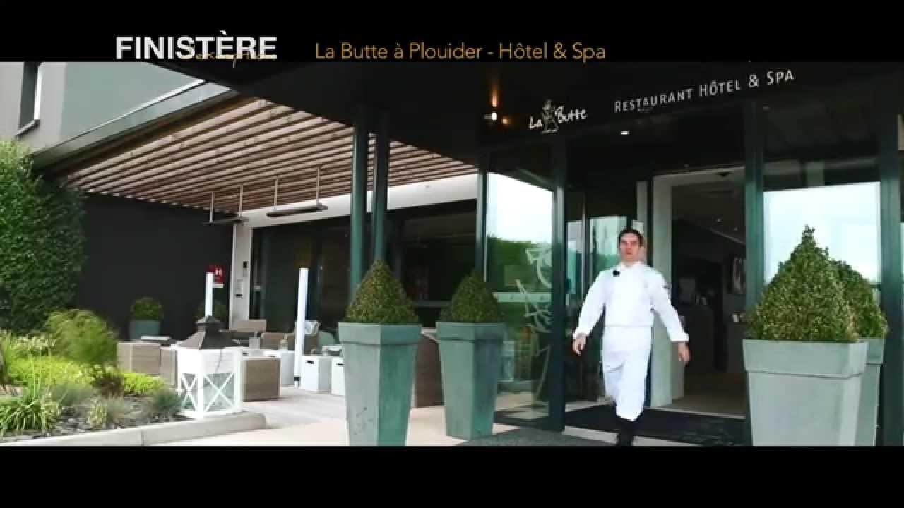 Hotel De La Butte hôtel restaurant spa la butte **** à plouider