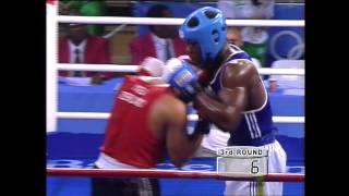 David Tua wins Heavyweight Boxing Bronze, Barcelona 1992