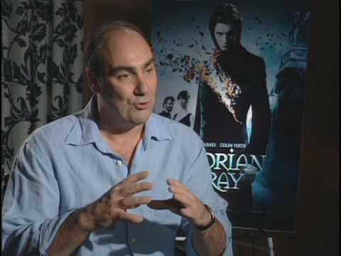 """Oliver Parker""""Dorian Gray"""" Director @ T!FF'09 Stephen Holt Show"""
