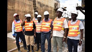 Natural Resource Committee on Achwa dam