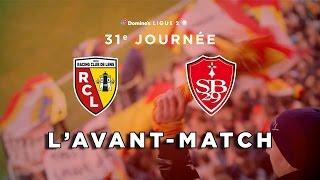 L' avant-match : Lens - Brest