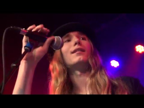 Sawyer Fredericks Langhorne Slim On the Attack Neumos 1-19-2016