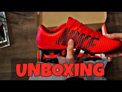 Unboxing Nike Mercurial Vapor XI Fire & Ice Pack