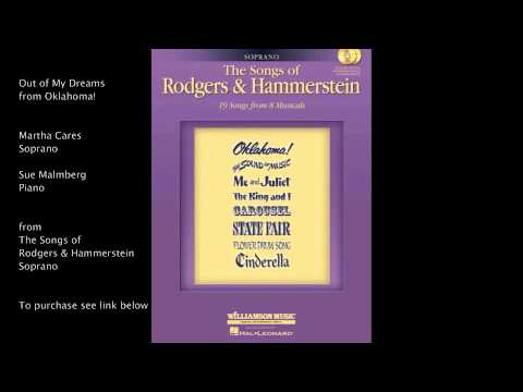 "Out of My Dreams from ""Oklahoma!"" (Soprano) by Richard Rodgers and Oscar Hammerstein"