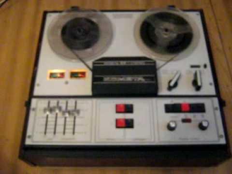 Kometa-212-1S - Tape recorder