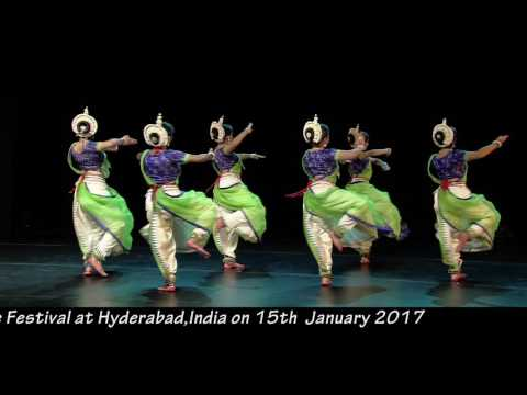 ABU International Dance Festival - Grand Finale; Hyderabad